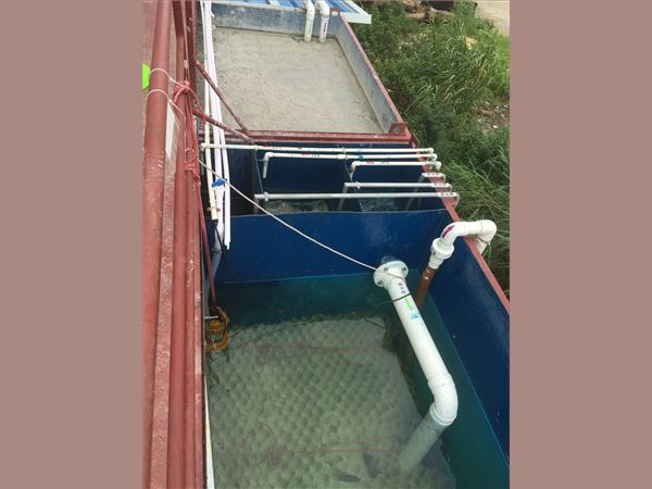 食品废水处理工程