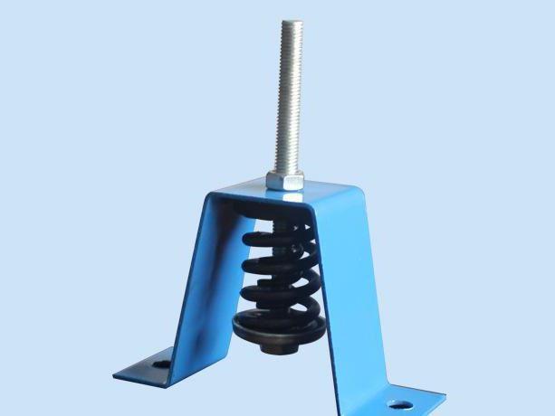 铝制弹簧隔振器