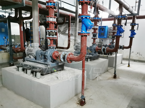华润水泵及管道减振降噪