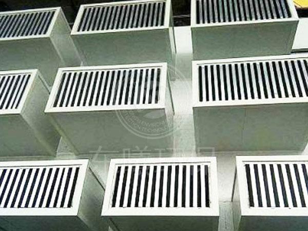 深圳某医院风冷热泵隔音降噪工程